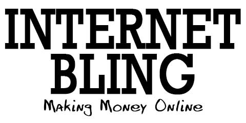 Internet Bling Top Logo